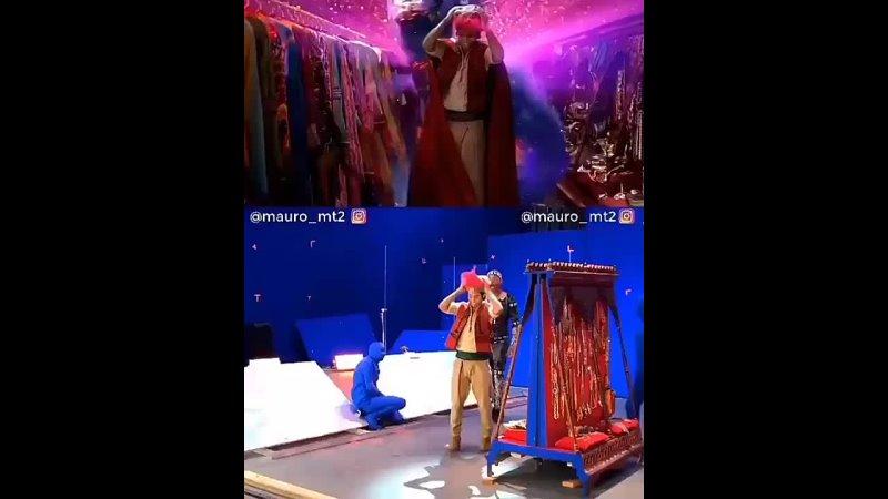 Aladdin bts