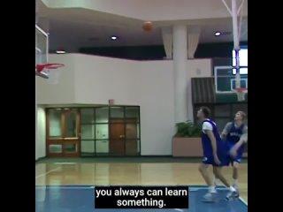 Дирк Новицки на драфте НБА