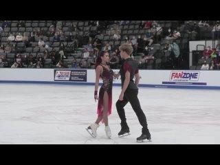 Diana Davis / Gleb SMOLKIN - FD, US International Classic (09/2021)
