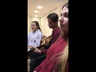 Видео от Молодежь церкви ЕХБ города Анапа