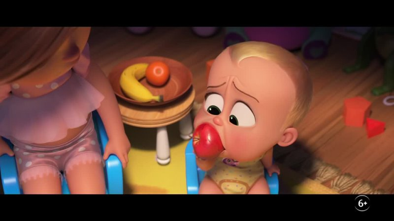 Босс молокосос 2 The Boss Baby Family Business 2021 трейлер № 3 русский язык HD Мультфильм