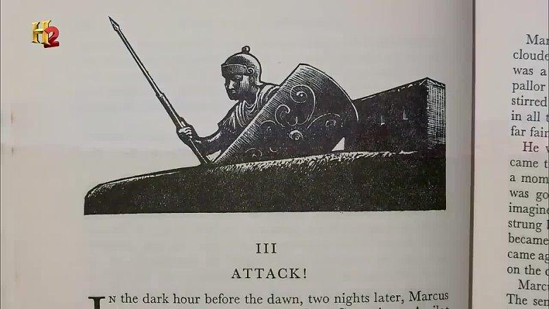 Пропавший римский легион 2011