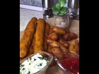 Это рецепт вкуснее картофельных чипсов, и картошки фри.