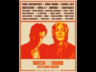 Paul joins Mark Ronson and friends in exploring the sounds and songs that cha...