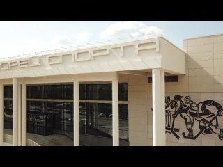 Открытие Дворца спорта в Самаре!