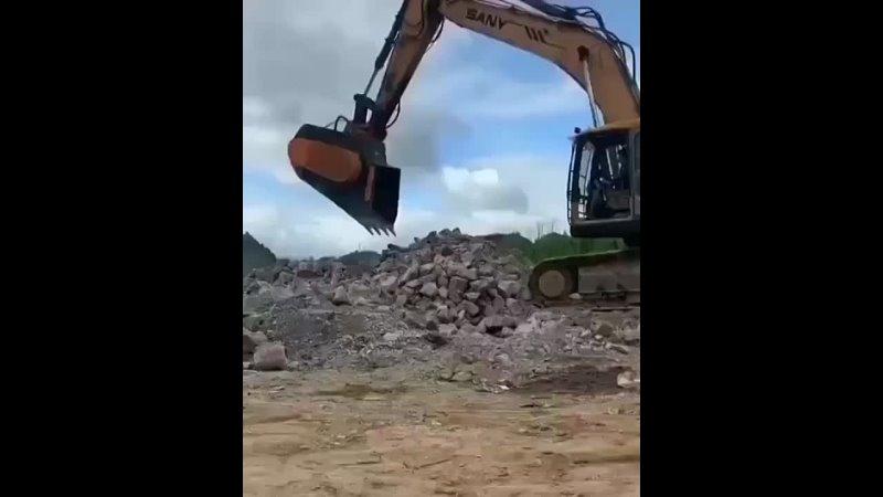 Видео от Смелый геолог
