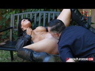 Полицейский предложил Romi Rain отпустить её ща секс Flasher [Big Tits, MILF, Blowjob, Black Hair, Gonzo, Hardcore,New Porn 2017