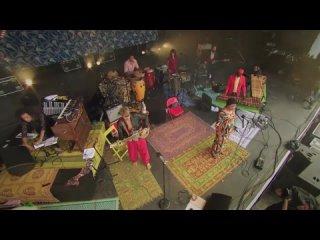 08_Zita Swoon Group - Taare (Surprise) Wait For Me  Concert in Bretagne