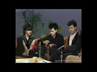 Sounds Donnie interviewing The Cure (1981)