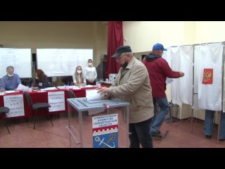 Выборы 2021: От Выборга до Приморска без единого н...