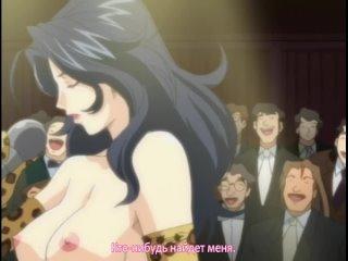 (Hentai Videos) / Newscaster Etsuko (2 серия)