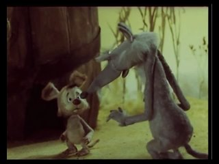 Мышонок и кошка (1982) «Весёлая карусель»