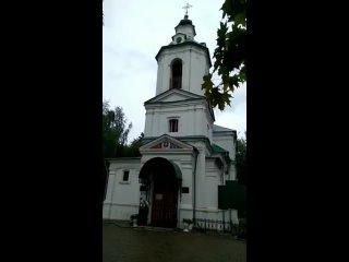 Видео от Храм святителя Димитрия Ростовского в Очакове