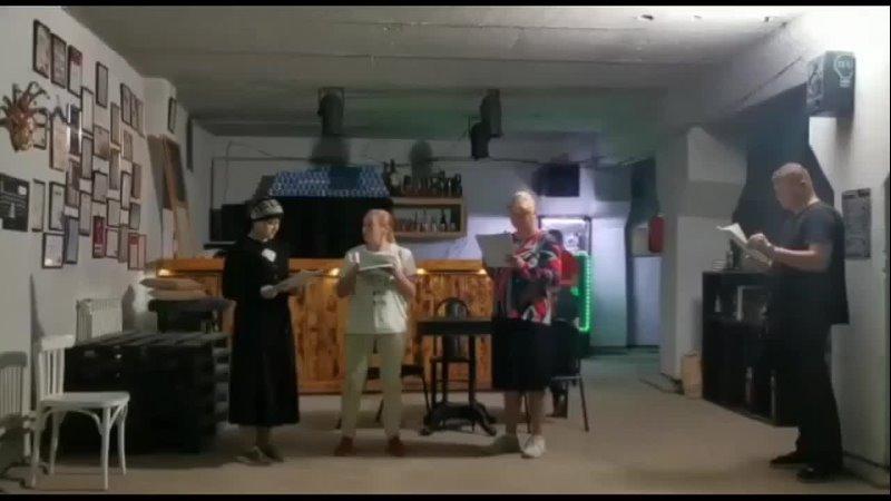 Видео от Арт убежище BUNKER
