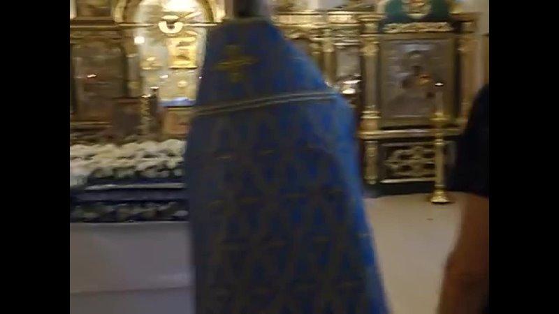 Видео от храм св Николая при Епархиальном управлении