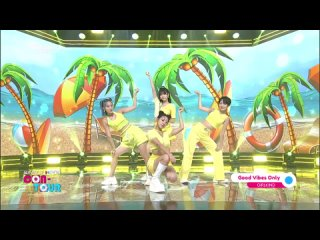 GIRLKIND - Good Vibes Only @ Simply K-pop 210730