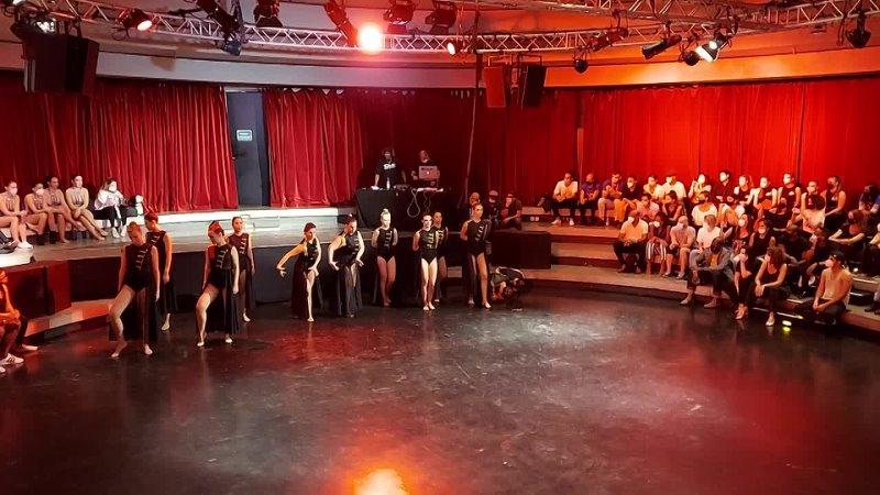 Michal meets Mozart Dance Soul Team Berlin Salsa Congress