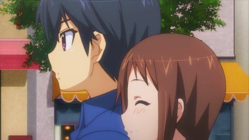 AniDub Моя жена президент студенческого совета Okusama ga Seitokaichou 1 сезон 12 серия