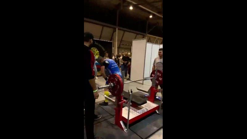 Видео от Артёма Ячменёва