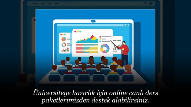 Online Canlı Ders Paketleri