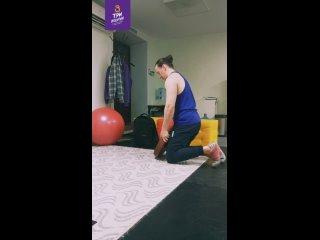 Видео от «Три подхода», студия персональных тренировок