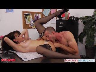 секс в перерыве в офисе Dana DeArmond (Sex porno hd домашнее milf hardcore anal brazzers lesbians