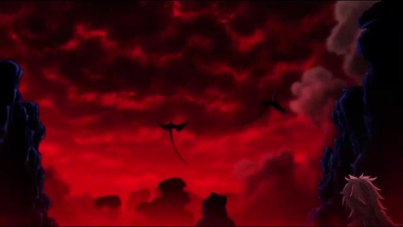 Anime AMedia2 Семь смертных грехов 4 сезон все серии 1 13 серия