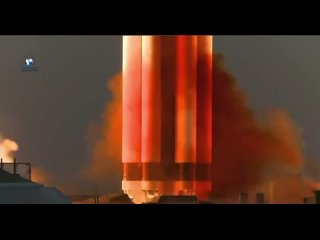 Пуск ракеты-носителя «Протон-М»
