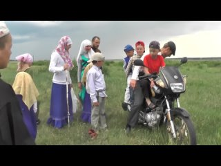 Признаки дождя Катанье на мотоцикле Виктором Савченко