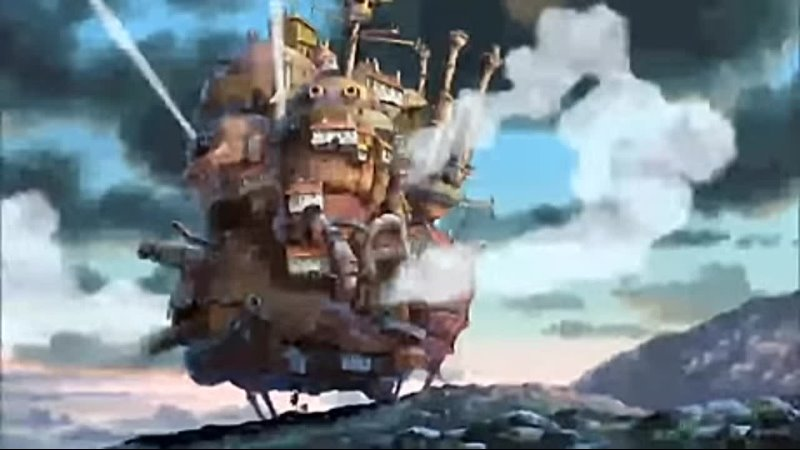 Howls Moving Castle Some Studio Ghibli for the weekend