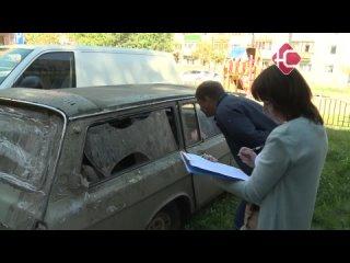 Началась эвакуация брошенных авто