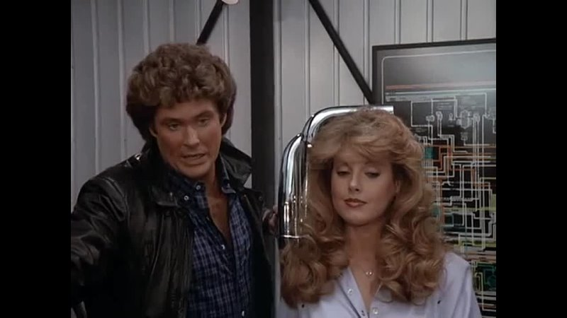 Рыцарь дорог 2 сезон 1 24 серии из 24 фантастика боевик США 1983 1984
