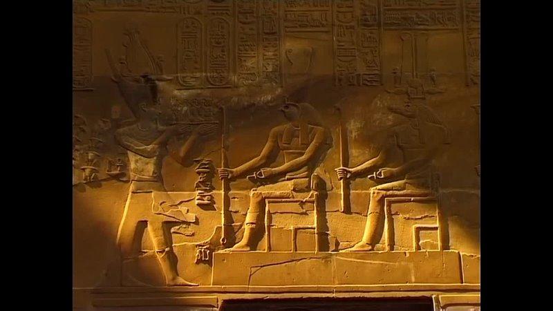 Древний Египет Фильм II Земля Возрождённая 2003 HD