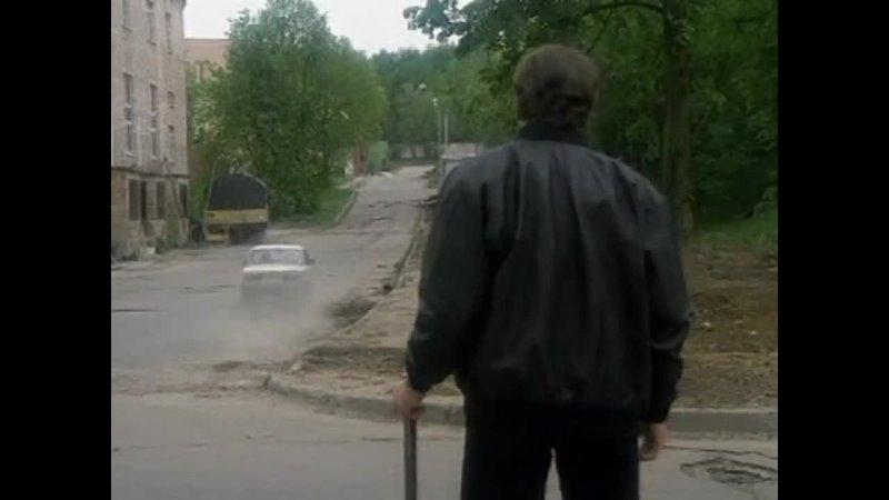 Досье детектива Дубровского 16 я серия Закон выживания