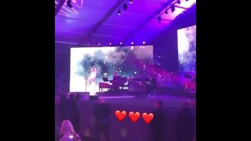 Выступление на Power Of Love Gala Лас Вегас