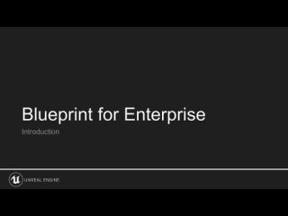1. Introduction to Making a Blueprint Product Configurator