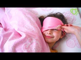 Правила здорового сна для детей