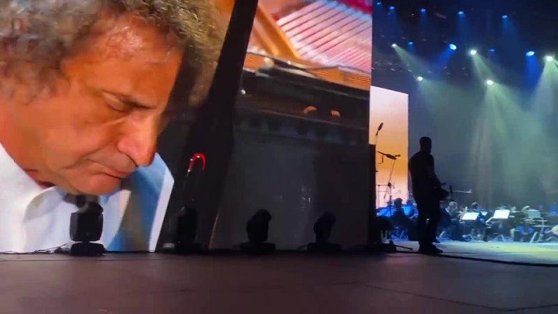 Roberto Cacciapaglia Ocean of Silence Arena di Verona 21 09 2021