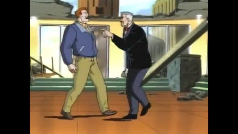 Эдди и Джона Spider Man The Animated Series