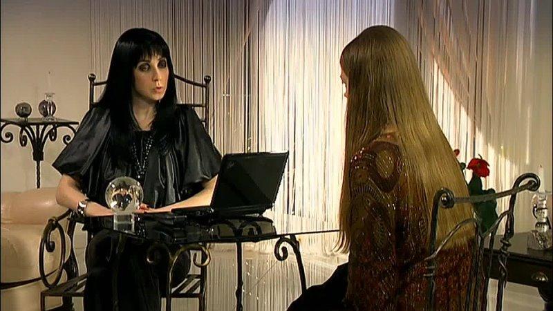 Gadaniye pri svechakh 2010г 6 серия