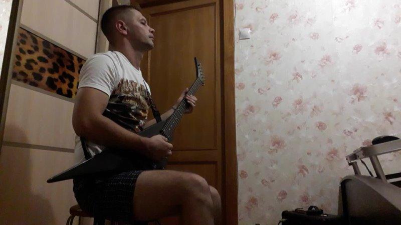 World Of tanks soundtrack мой кавер mp4