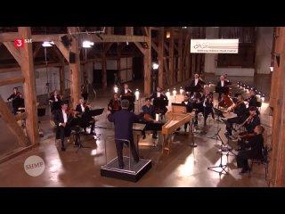 Schleswig-Holstein Musik Fest. 2021 - Eröffnungskonzert: J. Lisiecki, NDR Elbphilharmonie Orch, P. Heras-Casado (Lübeck, 2021)