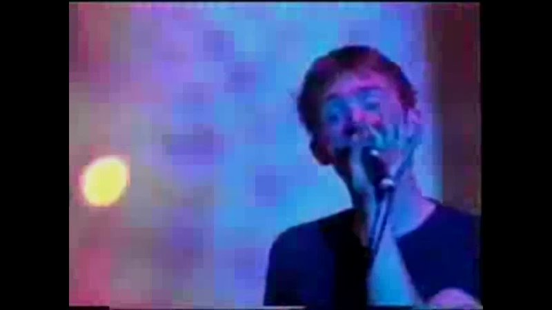 Blur There's No Other Way Showtime Original 1995 VHS Live at Alexandra Palace 7 October 1994