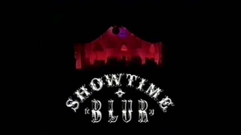 Blur Lot 105 Showtime Original 1995 VHS Live at Alexandra Palace 7 October 1994