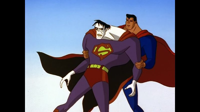 Superman 1996 2000 S03E05 Little Big Head Man