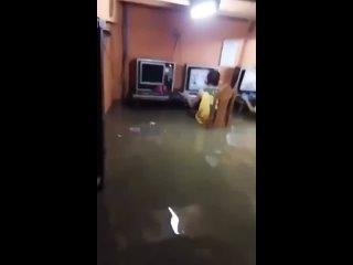 [Чихали на наводнение] :))))