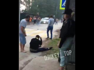Массовая драка в п.Томмот в Алданском районе