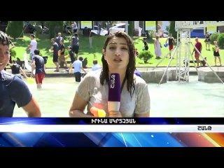 Праздник Вардавар в Армении!.mp4