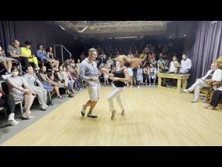 V1 Battle  - Markos Nieves & Jane Baranova _