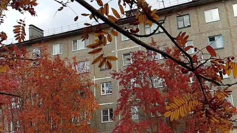 Мурманск Осень 2021